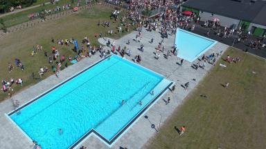 Friluftsbadet i Anderslöv