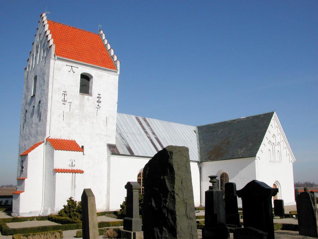 Bodarps kyrka