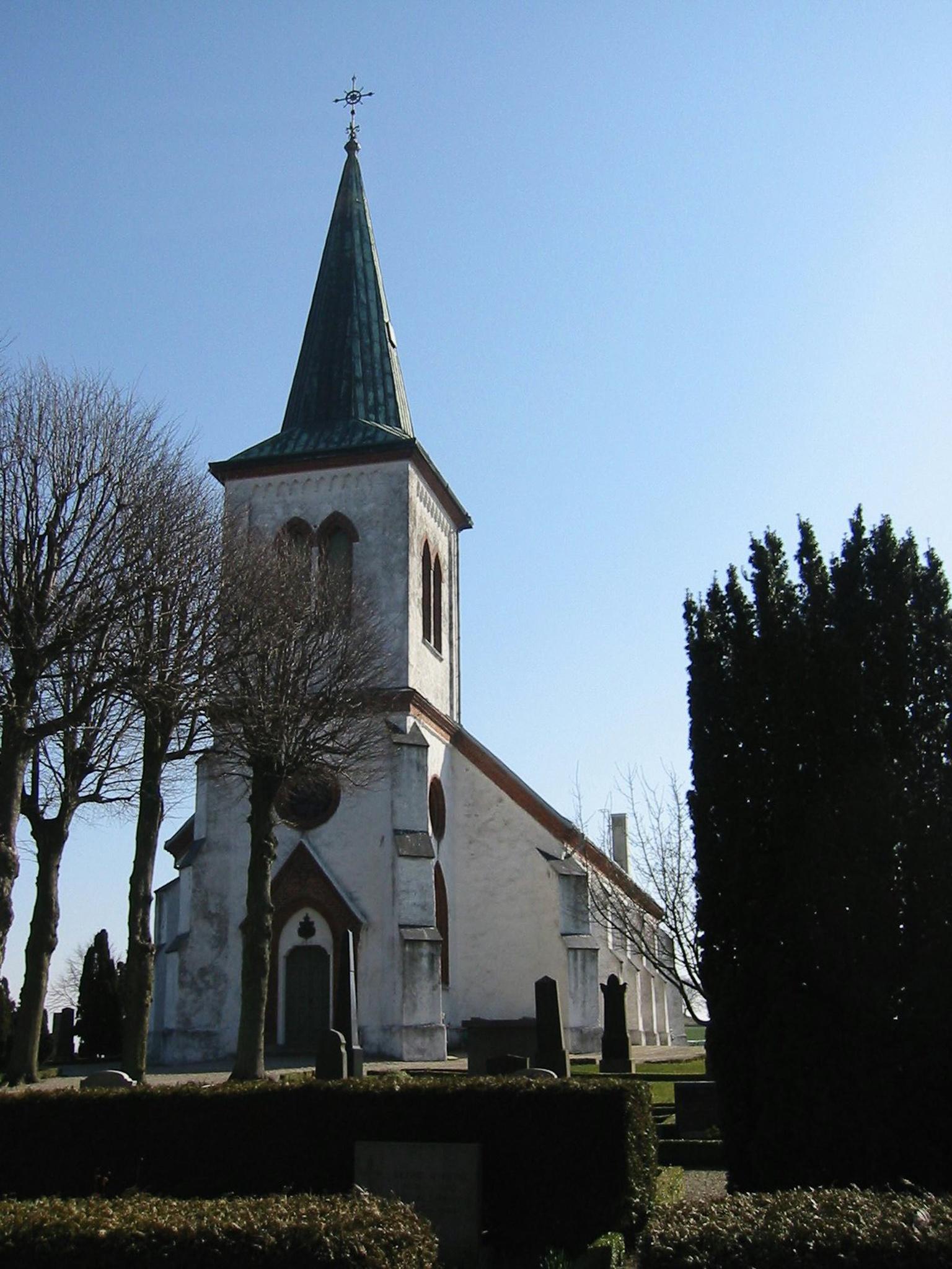Brösarps kyrka