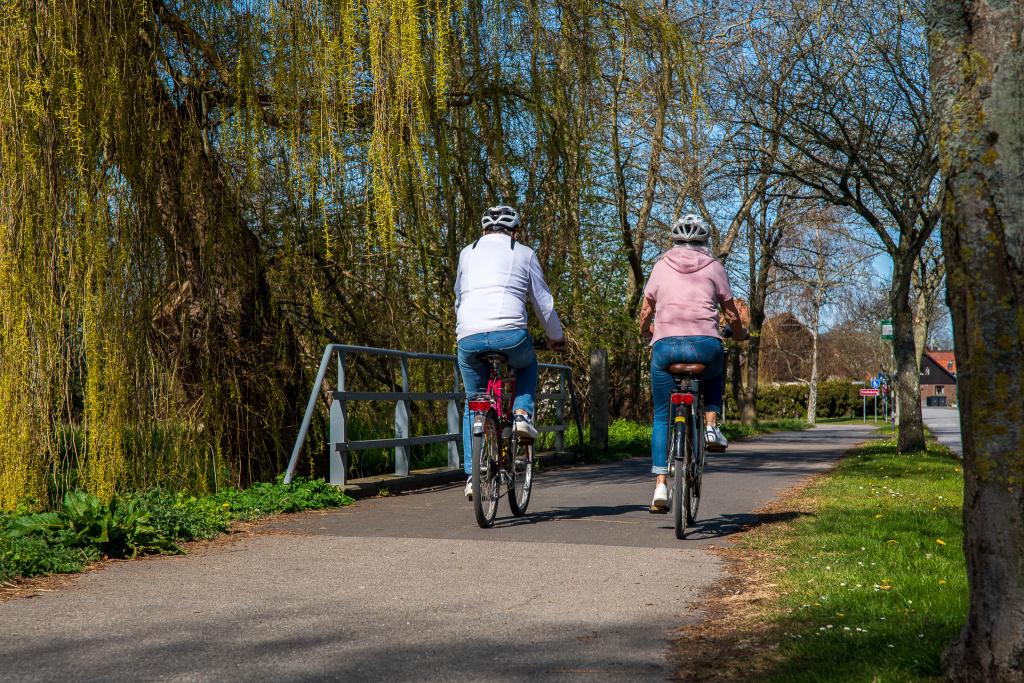 Vanliga frågor om att cykla i Trelleborg