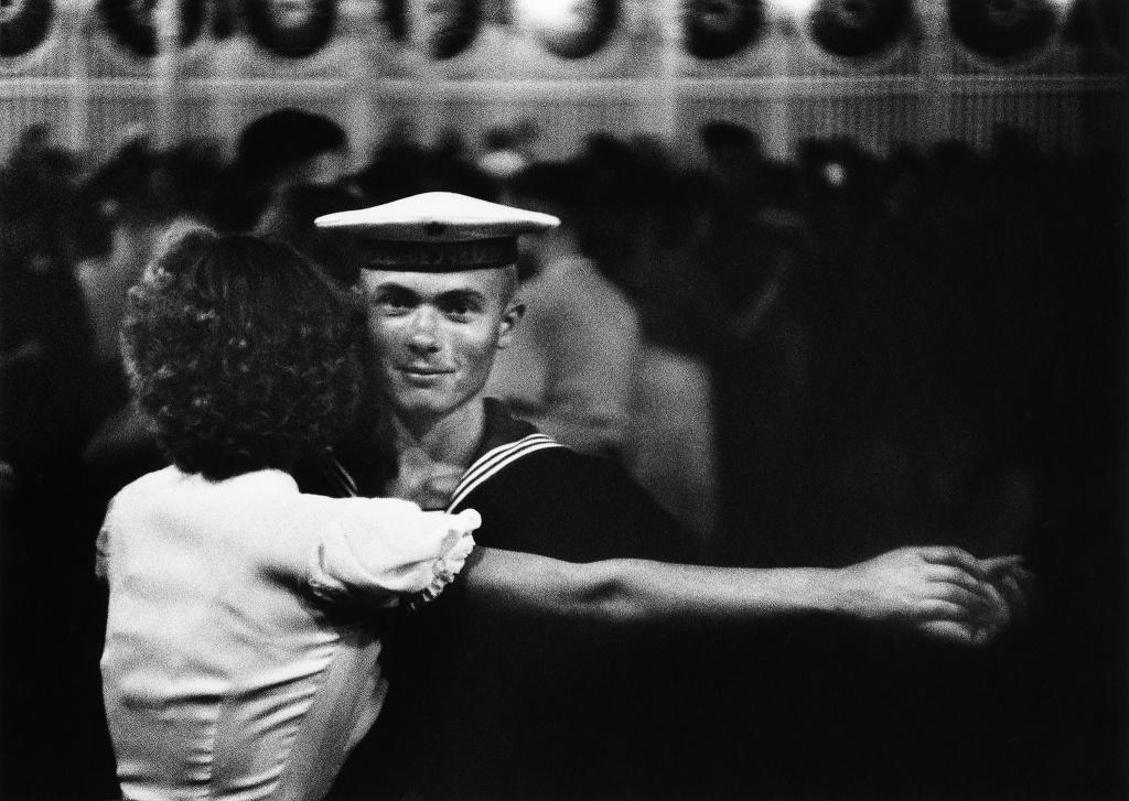 Dansande matros av Georg Oddner