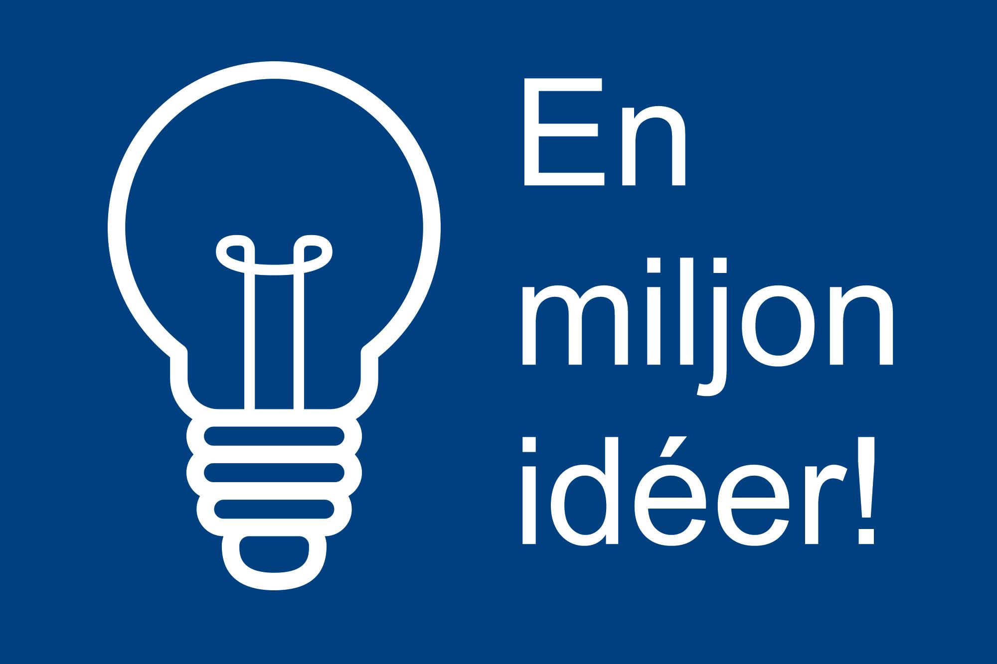 logotype en miljon ideer