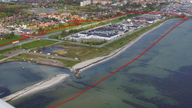 planområde västra sjöstaden