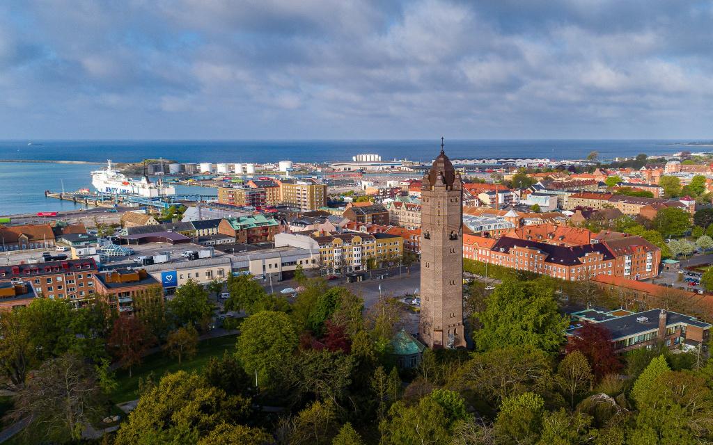 Trelleborgs kommun planerar hur mark, miljö och byggnader ska användas.