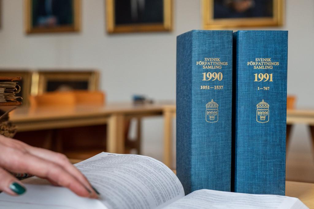 Den kommunala författningssamlingen innehåller kommunala beslut som utöver kommunallagen och andra författningar styr och reglerar den kommunala verksamheten i Trelleborgs kommun.