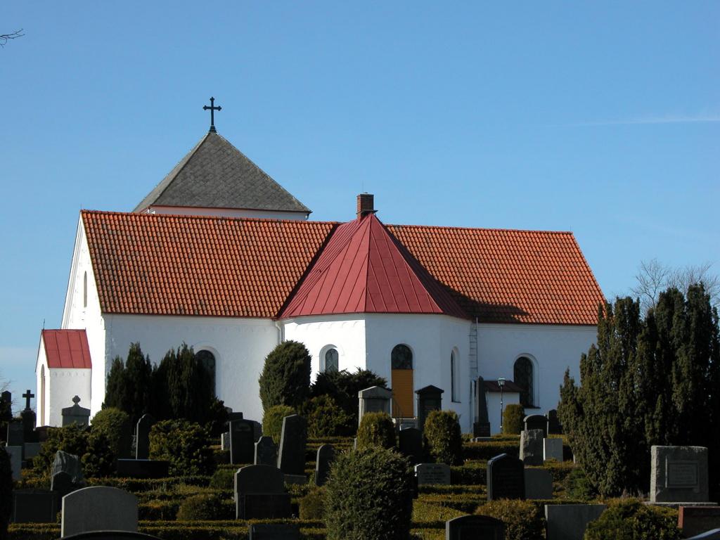 Grönby kyrka