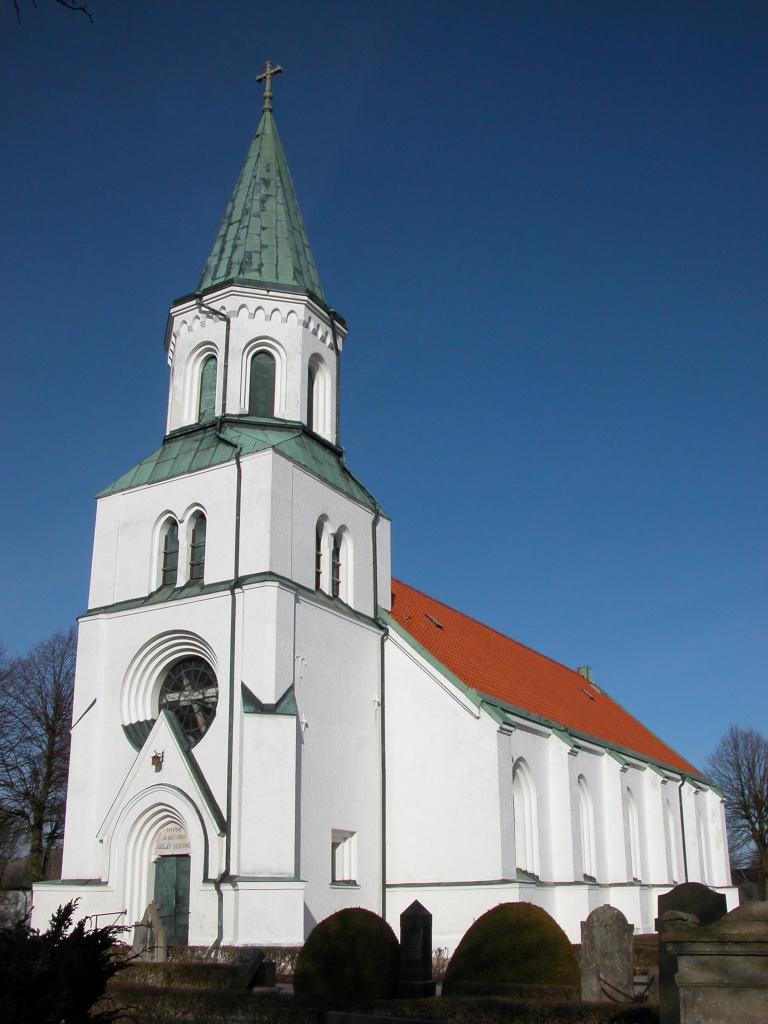 Östra Klagstorp kyrka