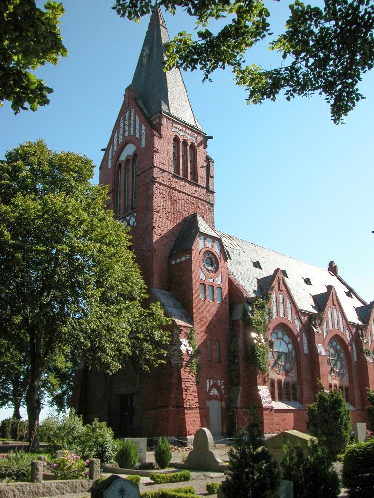 Maglarps nya kyrka