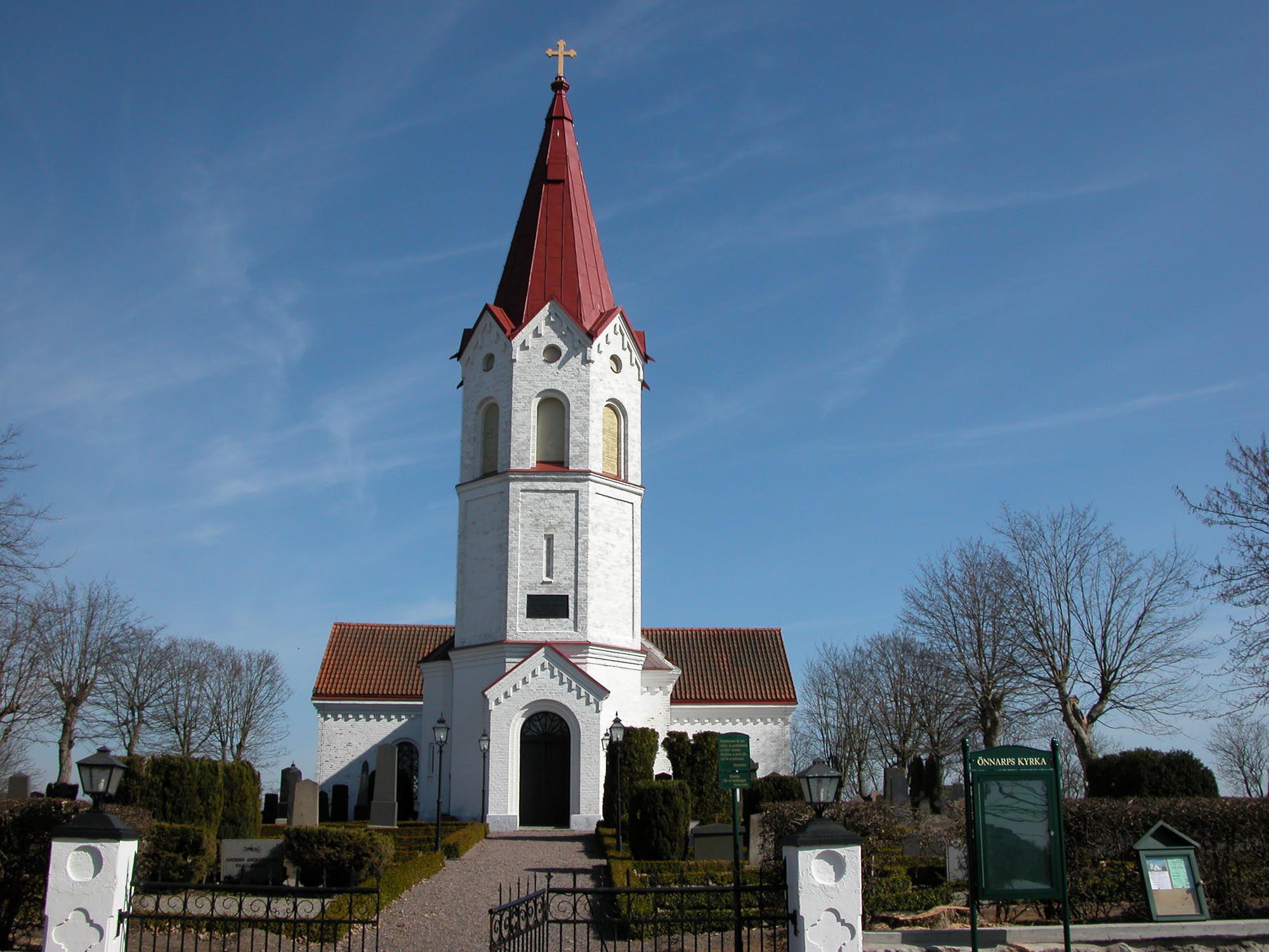 Önnarps kyrka