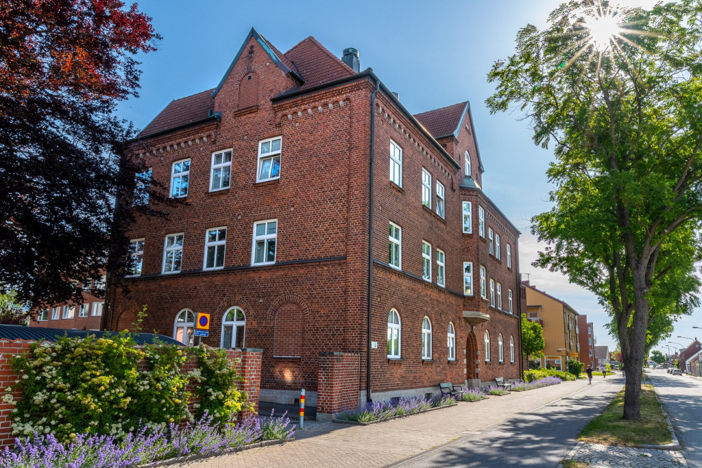 Östergården i östra Trelleborg är ett av våra särskilda boenden.