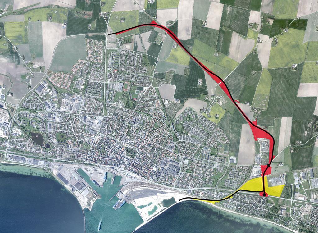 projektkorridor ringväg och hamninfart