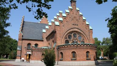 Trelleborgs St Nicolai kyrka