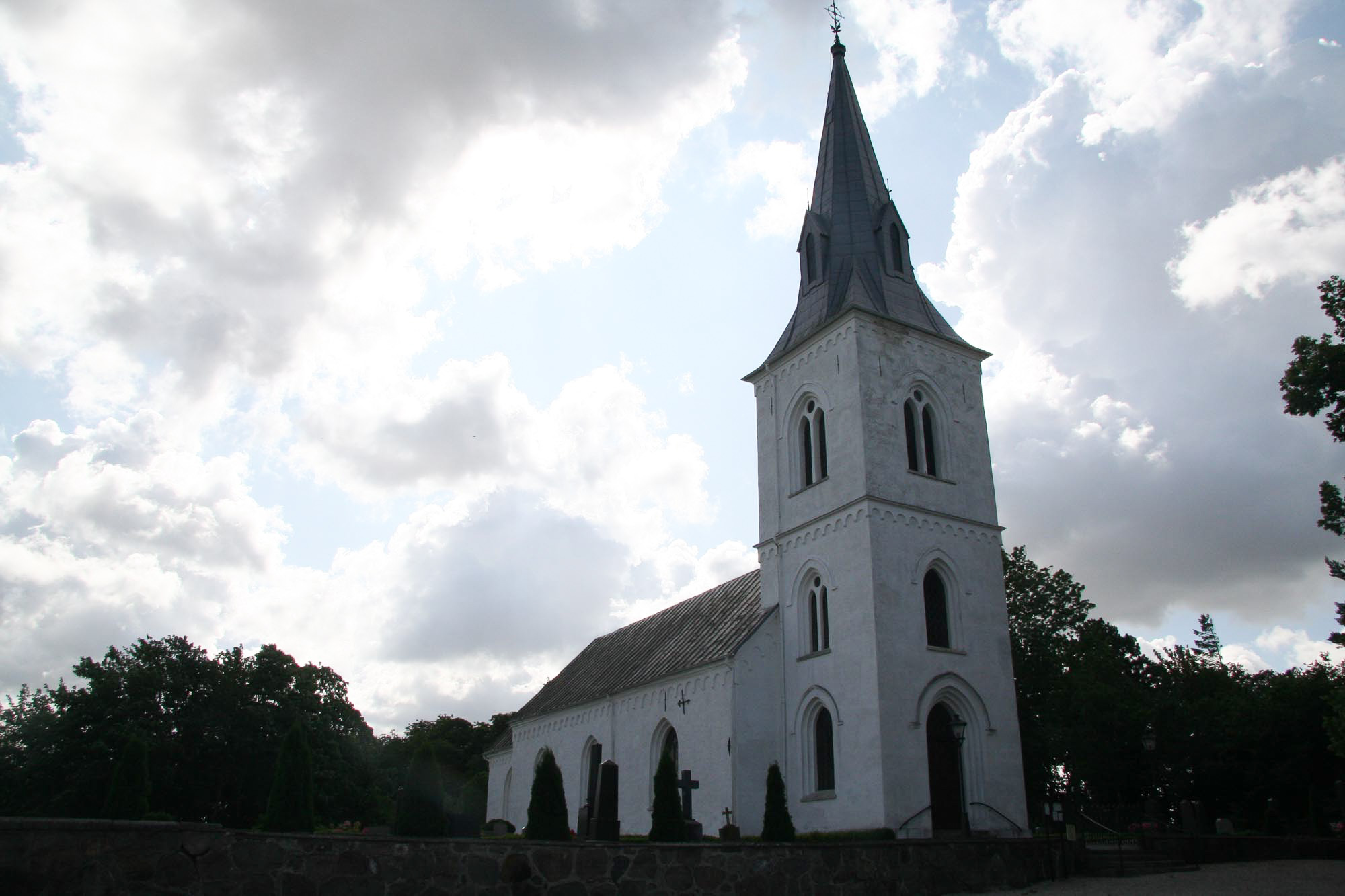 Stora Slågarp kyrka