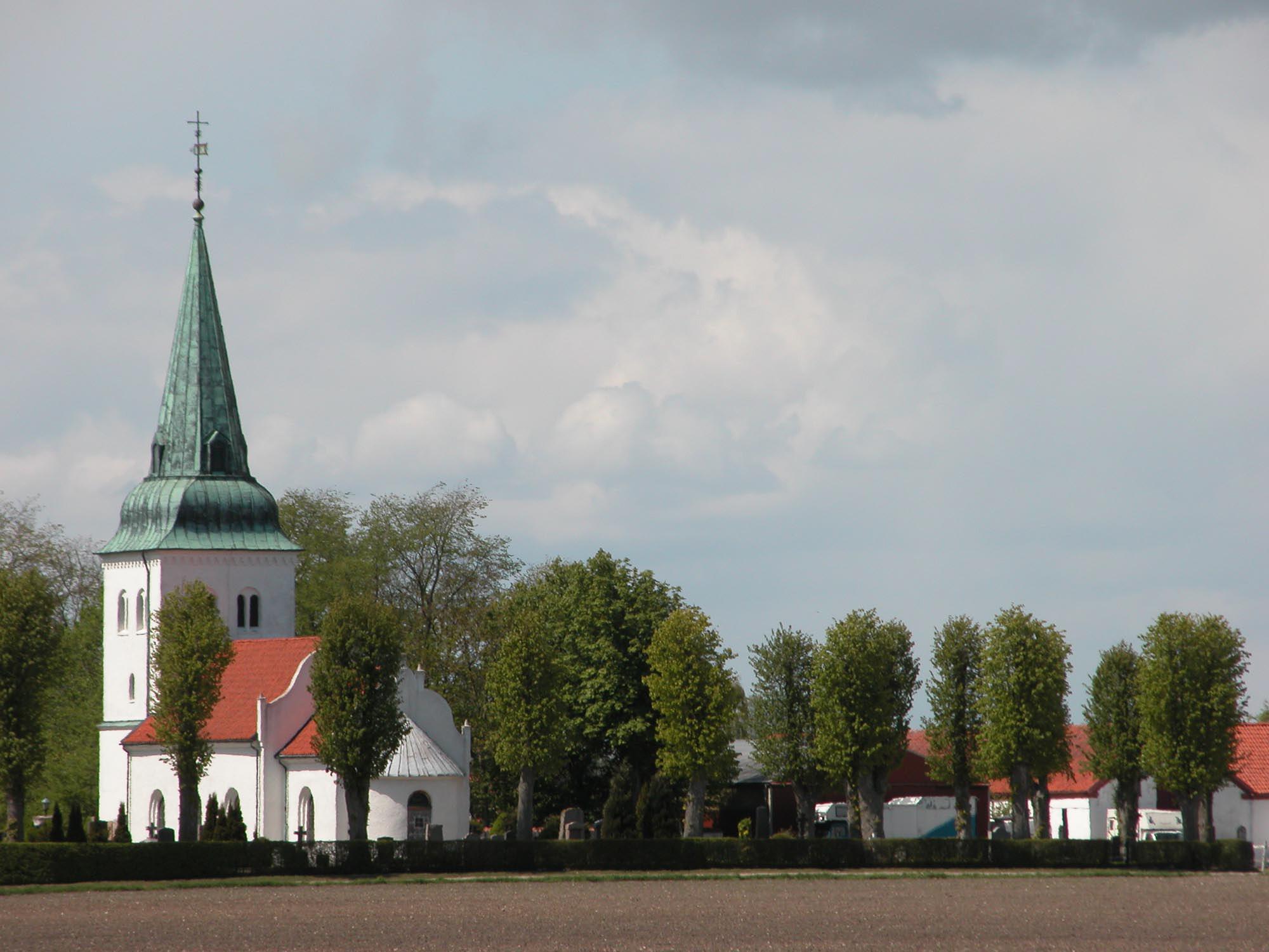 Västra Tommarp kyrka