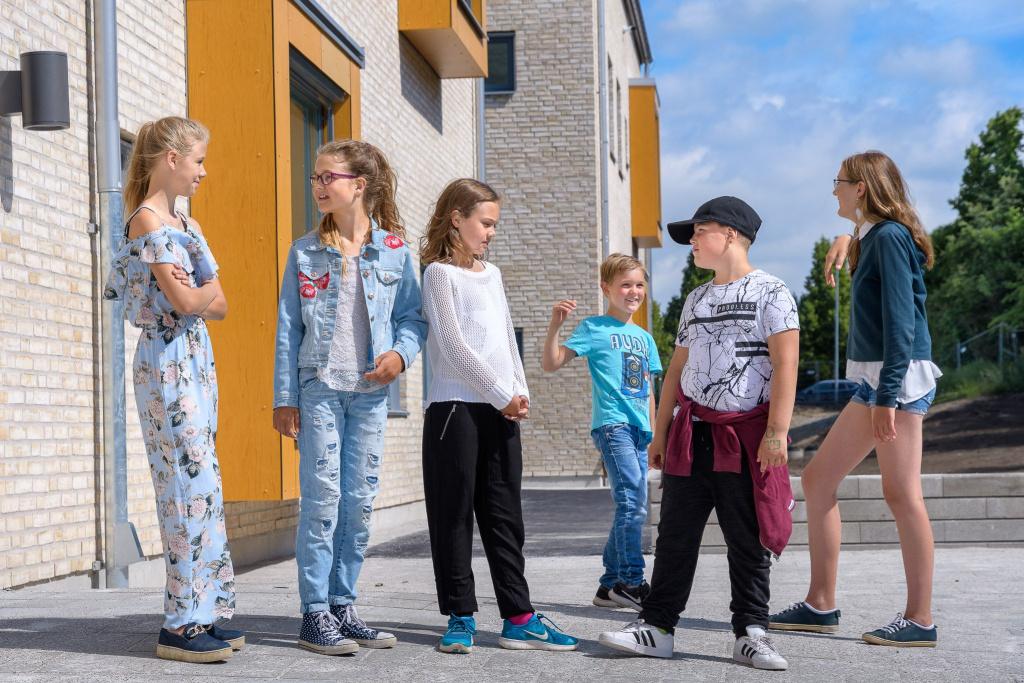 Västervångskolan ligger i en expanderande del i nordvästra Trelleborg. På skolan går cirka 950 elever i årskurs F-9.