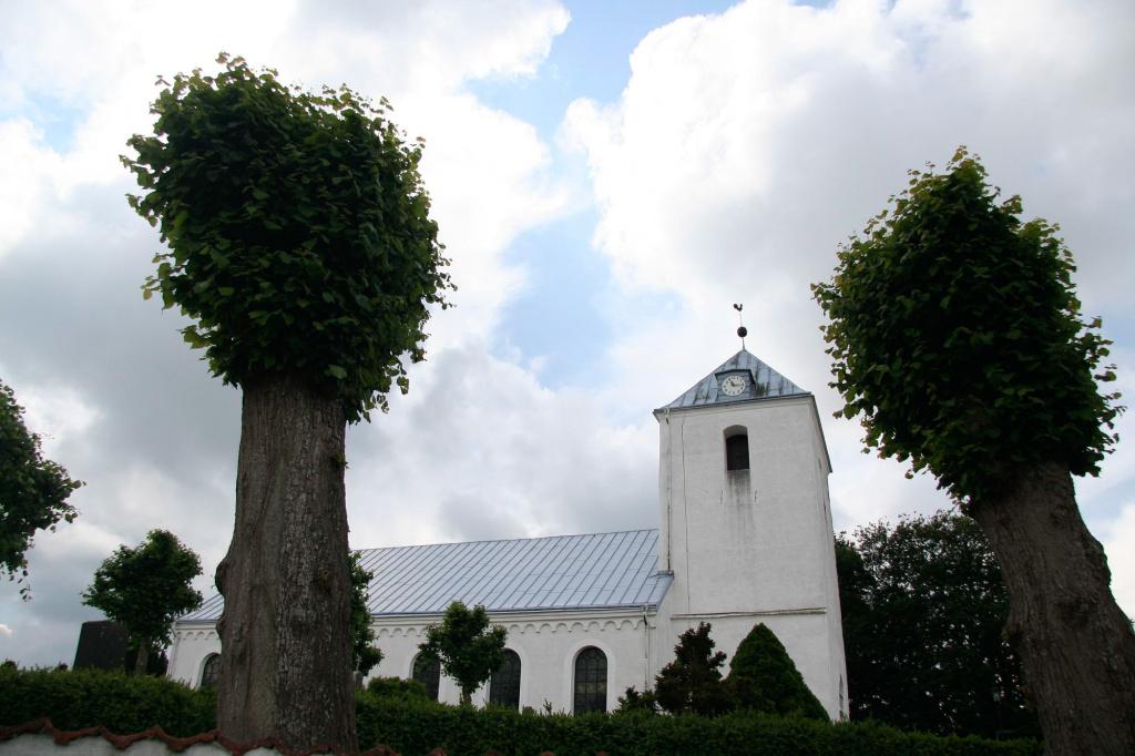 Västra Alstad kyrka