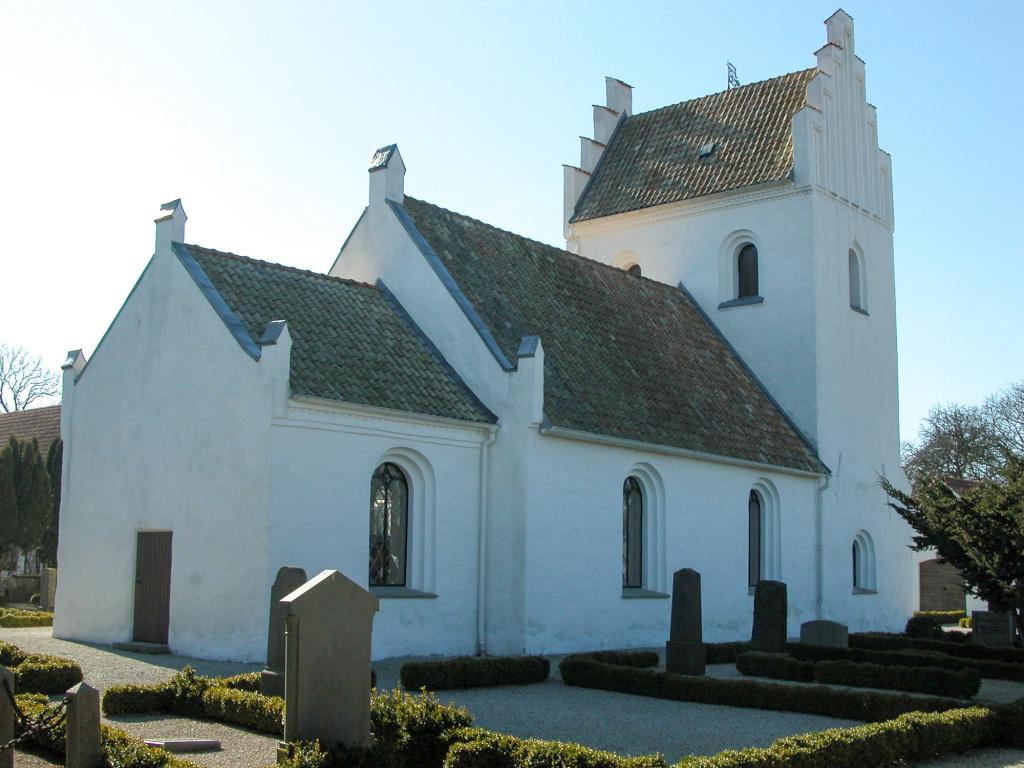Västra Vemmerlöv kyrka