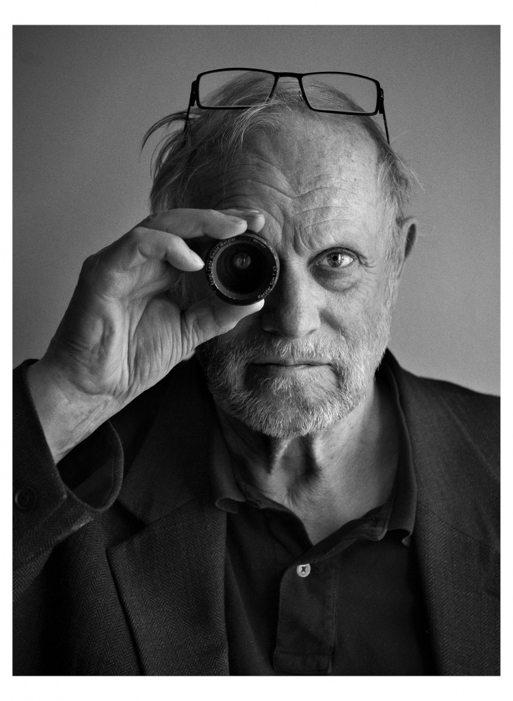 Jan Troell porträtt