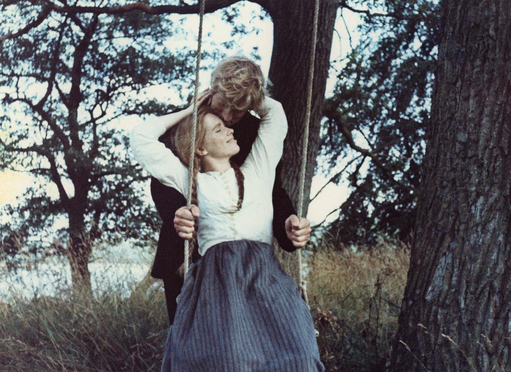 Foto ur filmen Utvandrarna