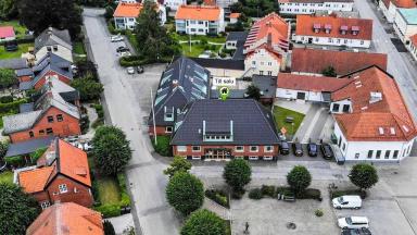 Det gamla kommunhuset i Anderslöv