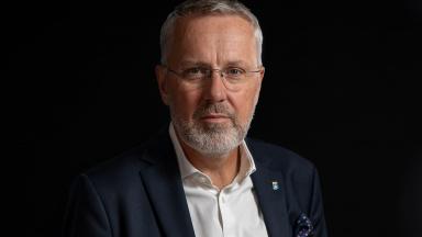Fredrik Geijer kommundirektör