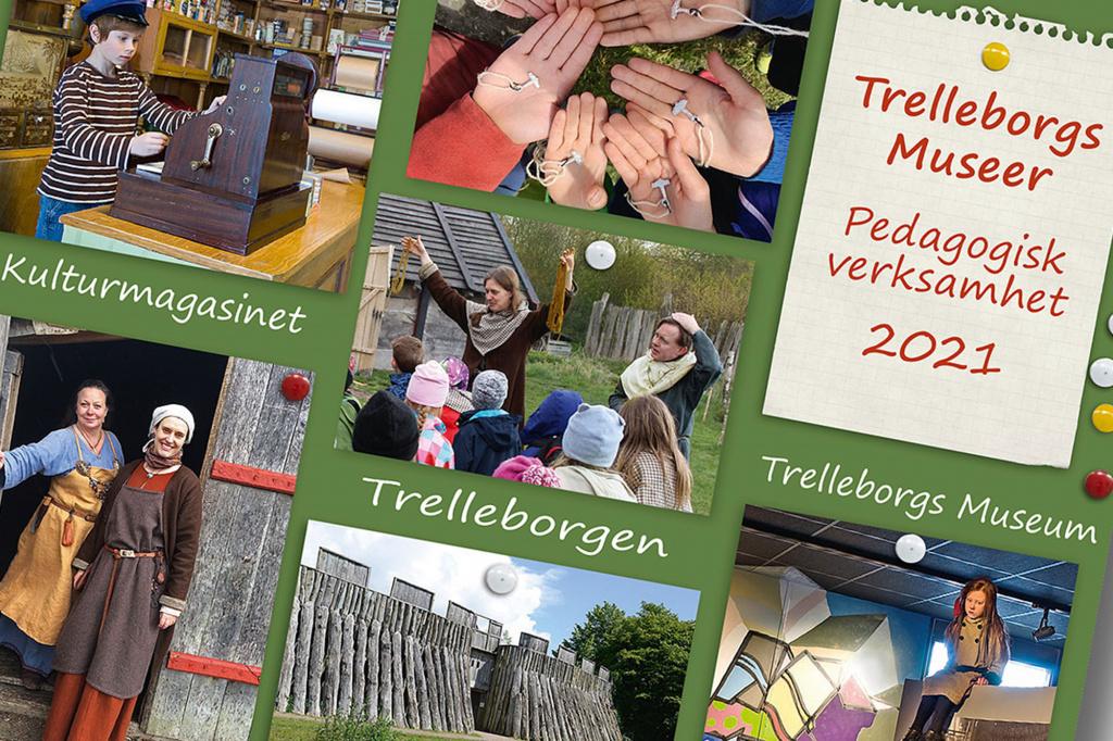 Trelleborgs museers pedagogiska utbudskatalog