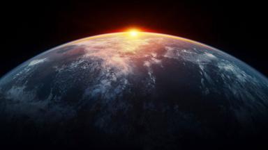 Bild på planet
